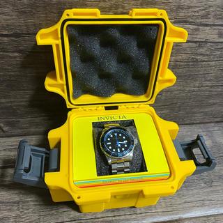 インビクタ(INVICTA)のインビクタ メンズ腕時計 電池新品 Invicta ケース付き(腕時計(アナログ))