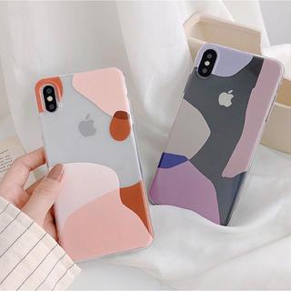 カラーニュアンスiPhone11ケース