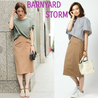 BARNYARDSTORM - バンヤードストーム スカート  BARNYARDSTORM スカート
