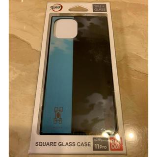 BANDAI - 鬼滅の刃 時透無一郎 スクエアガラスケース iPhone 11Pro 新品
