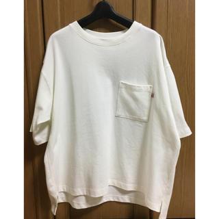 シマムラ(しまむら)のUSAコットン Tシャツ(Tシャツ(半袖/袖なし))