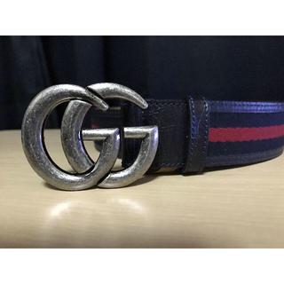 グッチ(Gucci)のGUCCI☆グッチ GGバックル ベルト size90-36(ベルト)