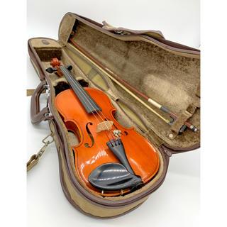 スズキ(スズキ)のSUZUKI スズキ バイオリン No.330 1/4 ヴァイオリン 高級(ヴァイオリン)