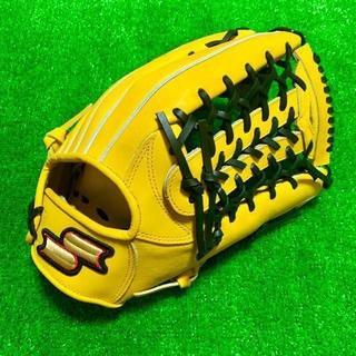 エスエスケイ(SSK)の新品 高校野球対応 SSK スペシャルオーダーメイド 硬式用 外野手用 台湾製(グローブ)