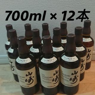 サントリー(サントリー)の【®️iN*様】サントリー 山崎 700ml 12本(ウイスキー)