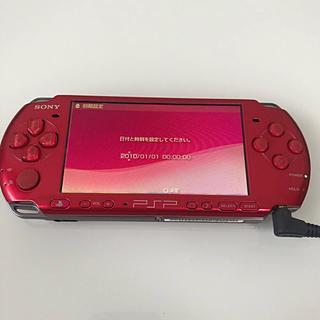 プレイステーションポータブル(PlayStation Portable)のPSP3000お得セット ジャンク扱い(携帯用ゲーム機本体)