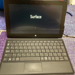 マイクロソフト(Microsoft)のsurfaceRT32GB(タブレット)