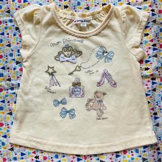エニィファム(anyFAM)のanyFAM  Tシャツ 80(Tシャツ)