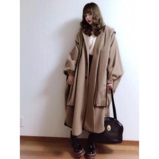 定価6万円|CLANE ポンチョコート(ポンチョ)