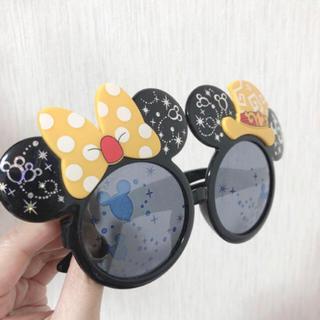 ディズニー(Disney)のDisney サングラス ミッキー ミニー(キャラクターグッズ)