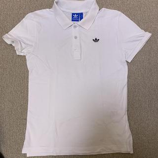 アディダス(adidas)の【未使用】adidas ポロシャツ レディース L(ポロシャツ)