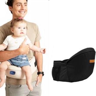 【大好評】 ヒップシート 赤ちゃん ママ パパ  抱っこ紐 ベビー 抱っこベルト(抱っこひも/おんぶひも)