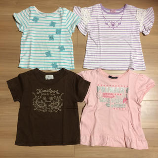 motherways - Tシャツ まとめ売り 120