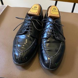 オールデン(Alden)のオールデン 2211 コードバン NST メンズ 革靴 黒 アバディーンラスト(ドレス/ビジネス)