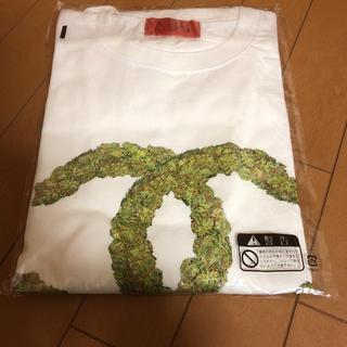 新品未開封!SBCのCoCo Weed BIG LOGO T!HOKT.(Tシャツ/カットソー(半袖/袖なし))