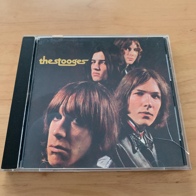 IGGY POP THE STOOGES 輸入盤CD エンタメ/ホビーのCD(ポップス/ロック(洋楽))の商品写真