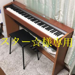 カシオ(CASIO)の(お引取り)CASIO Privia PX-720C 電子ピアノ(電子ピアノ)