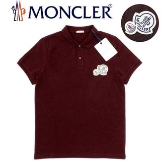 MONCLER - MONCLER  メンズ ポロシャツ