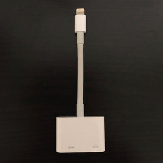 Apple - Apple 純正  Lightning Digital AV アダプタ