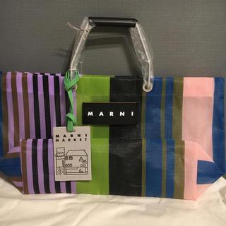 Marni - 新品 マルニストライプ マルチグリーン