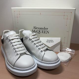 アレキサンダーマックイーン(Alexander McQueen)のアレキサンダーマックイーン スニーカー 目立った傷なし!(スニーカー)