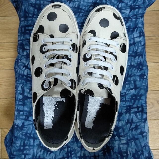 antiqua(アンティカ)のアンティカ☆ドットシューズ レディースの靴/シューズ(スニーカー)の商品写真