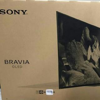 Panasonic - 早い者勝ち!2020年1月購入 長期保証加入可能 SONY 65型有機ELテレビ