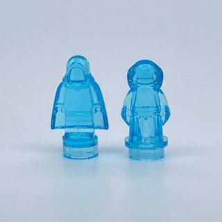Lego - 【新品】LEGO スターウォーズ パルパティーン レイア姫 ホログラム