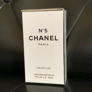 CHANEL - シャネル 香水 NO5 PARFUM 6mlヴァポリザタースプレーパフューム