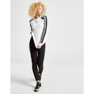 Adidasアディダスオリジナルス 3ストライプス レディースTシャツ