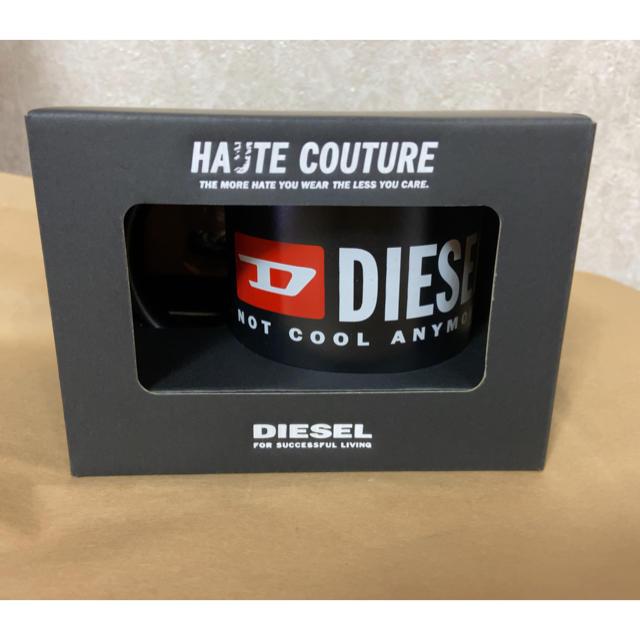 DIESEL(ディーゼル)のDIESEL マグカップ ノベルティ エンタメ/ホビーのコレクション(ノベルティグッズ)の商品写真