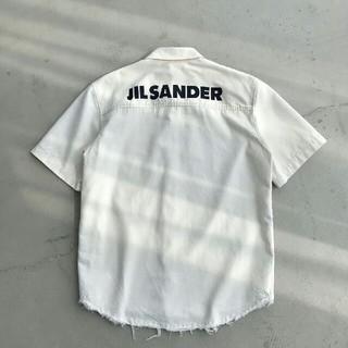 20ss jil sander 半袖シャツ