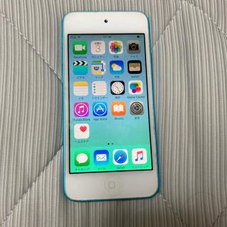 アイポッドタッチ(iPod touch)のiPod toutch 代5世代 64GB(ポータブルプレーヤー)