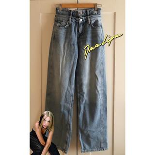 ペペジーンズ(Pepe Jeans)のDualipa × Pepe jeans ワイドデニム(デニム/ジーンズ)