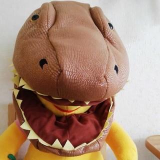 恐竜 被りもの(小道具)