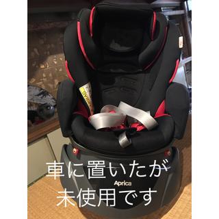 アップリカ(Aprica)のほぼ未使用 新生児〜 アップリカ ディアターンプラス 回転式チャイルドシート(自動車用チャイルドシート本体)