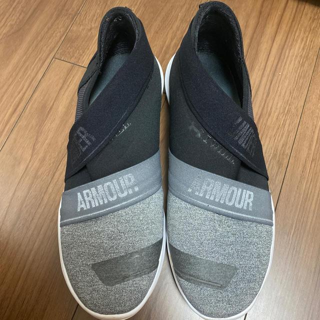 UNDER ARMOUR(アンダーアーマー)のUNDER ARMOUR レディース スニーカー スリッポン レディースの靴/シューズ(スニーカー)の商品写真