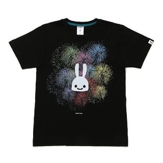 キューン(CUNE)のCUNE 新潟県 花火 Tシャツ Mサイズ キューン うさぎ(Tシャツ/カットソー(半袖/袖なし))