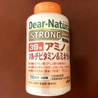 アサヒ(アサヒ)のDear-Natura  STRONG  アミノ マルチビタミン&ミネラル (ビタミン)