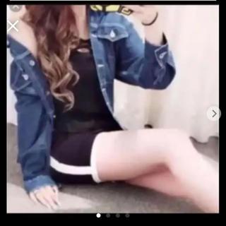デイライルノアール(Delyle NOIR)のバイカラーミニスカート ホワイト  (ミニスカート)