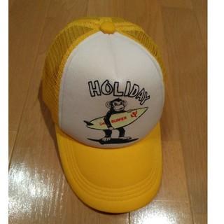 グリーンレーベルリラクシング(green label relaxing)のグリーンレーベルリラクシング KIDS CAP(帽子)