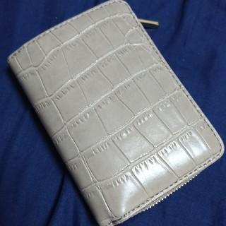 シマムラ(しまむら)のプチプラのあや クロコ柄財布(財布)