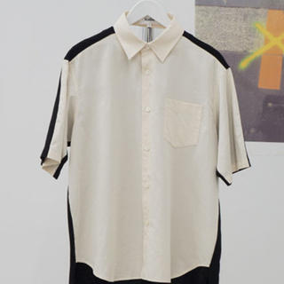 アンユーズド(UNUSED)の【新品未使用】kudos/クードス 20ss BACK BAND shirts(シャツ)