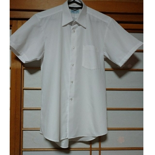 ★【160】男子 学生服 スクールシャツ 半袖ワイシャツ