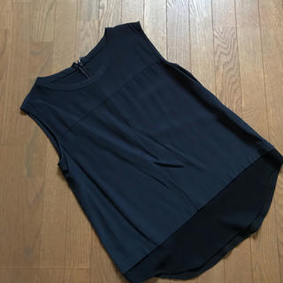 デンドロビウム(DENDROBIUM)のデンドロビウム ノースリーブカットソー(シャツ/ブラウス(半袖/袖なし))
