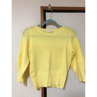 anySiS - レモン色シャツ