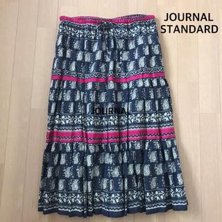 JOURNAL STANDARD - 新品 JOURNAL STANDARD インド綿 スカート