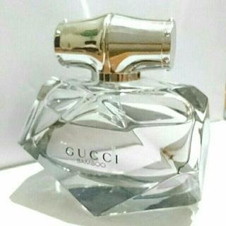 Gucci - グッチ 75㍉・バンブー オードパルファム