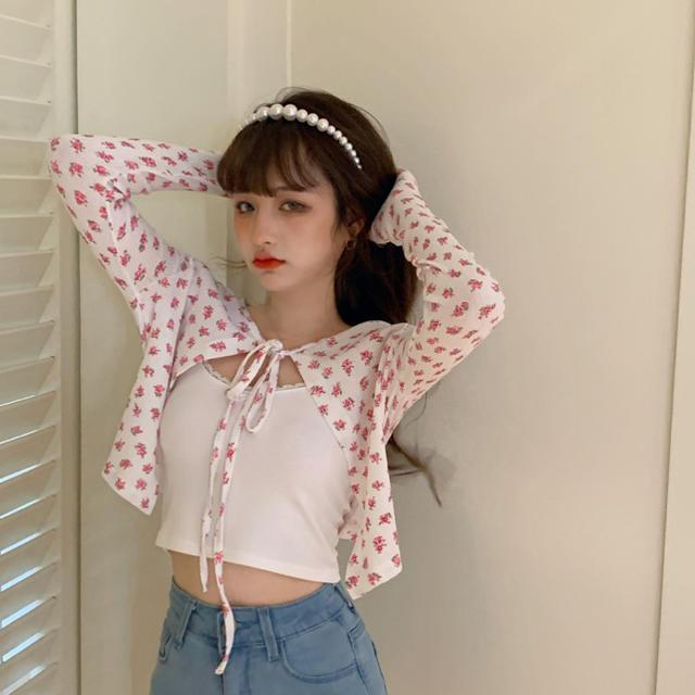 gelato pique(ジェラートピケ)のbibiy  flower room wear ♡ レディースのルームウェア/パジャマ(ルームウェア)の商品写真