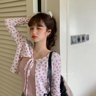 ジェラートピケ(gelato pique)のbibiy  flower room wear ♡(ルームウェア)